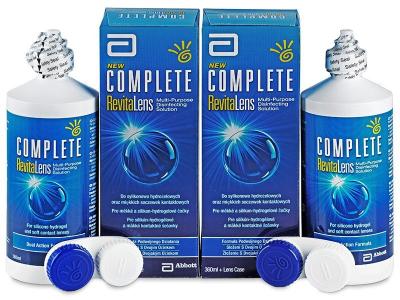Roztok Complete RevitaLens 2 x 360ml