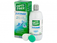 Kontaktné šošovky Alcon - Roztok OPTI-FREE PureMoist 300ml