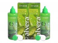 Roztoky na kontaktné šošovky - Roztok Alvera 2 x 350 ml