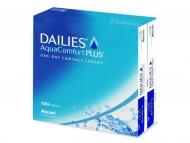 Kontaktné šošovky Alcon - Dailies AquaComfort Plus (180šošoviek)
