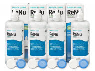 Roztok ReNu MultiPlus 4 x 360ml  - Výhodné štvorbalenie roztoku