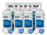 Roztoky na kontaktné šošovky - Roztok ReNu MultiPlus 4 x 360ml