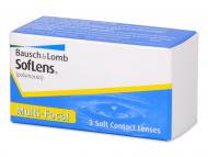 Mesačné kontaktné šošovky - SofLens Multi-Focal (3šošovky)