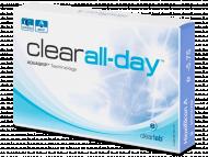 Kontaktné šošovky lacno - Clear All-Day (6šošoviek)