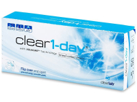 Clear 1-Day (30šošoviek) - Jednodenné kontaktné šošovky