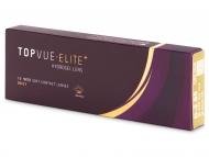 Kontaktné šošovky lacno - TopVue Elite+ (10 šošoviek)