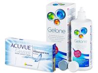 Acuvue Oasys for Astigmatism (6 šošoviek) +roztokGelone360ml