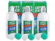 Kontaktné šošovky Alcon - OPTI-FREE Express 3x355ml
