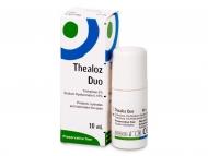 Očné kvapky - kvapky pre zvlhčenie očí - umelé slzy - Očné kvapky Thealoz Duo 10 ml