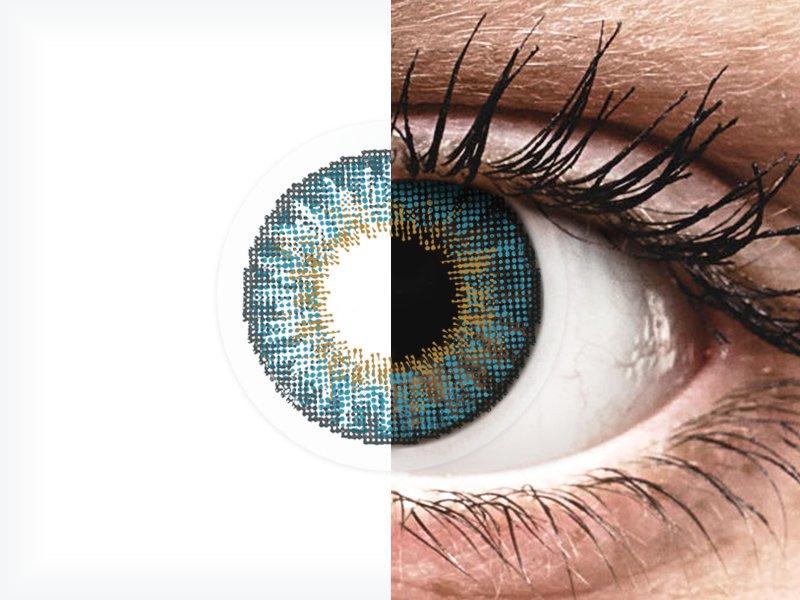 Air Optix Colors - Blue - nedioptrické (2šošovky) - Air Optix Colors - Blue - nedioptrické (2šošovky)