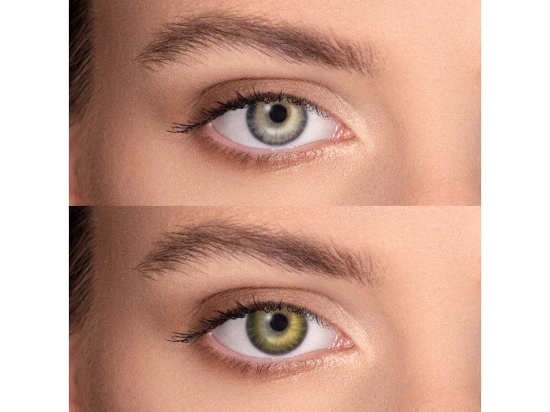Air Optix Colors - Gemstone Green - nedioptrické (2šošovky)