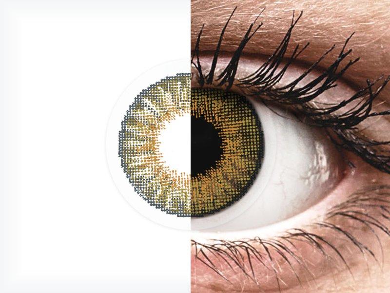 Air Optix Colors - Pure Hazel - dioptrické (2šošovky) - Air Optix Colors - Pure Hazel - dioptrické (2šošovky)