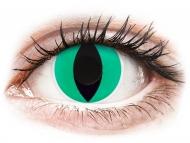 Kontaktné šošovky Maxvue Vision - ColourVUE Crazy Lens - Anaconda - nedioptrické (2šošovky)