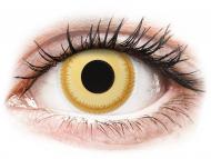 Kontaktné šošovky Maxvue Vision - ColourVUE Crazy Lens - Avatar - nedioptrické (2šošovky)