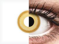 ColourVUE Crazy Lens - Avatar - nedioptrické (2šošovky)