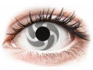 Kontaktné šošovky Maxvue Vision - ColourVUE Crazy Lens - Blade - nedioptrické (2šošovky)