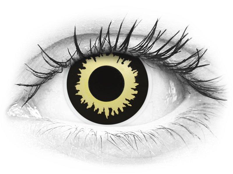ColourVUE Crazy Lens - Eclipse - nedioptrické (2šošovky) - ColourVUE Crazy Lens - Eclipse - nedioptrické (2šošovky)