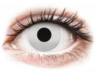 Kontaktné šošovky Maxvue Vision - ColourVUE Crazy Lens - Mirror - nedioptrické (2šošovky)