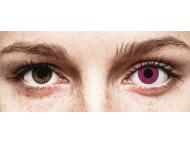 ColourVUE Crazy Lens - Purple - nedioptrické (2šošovky)