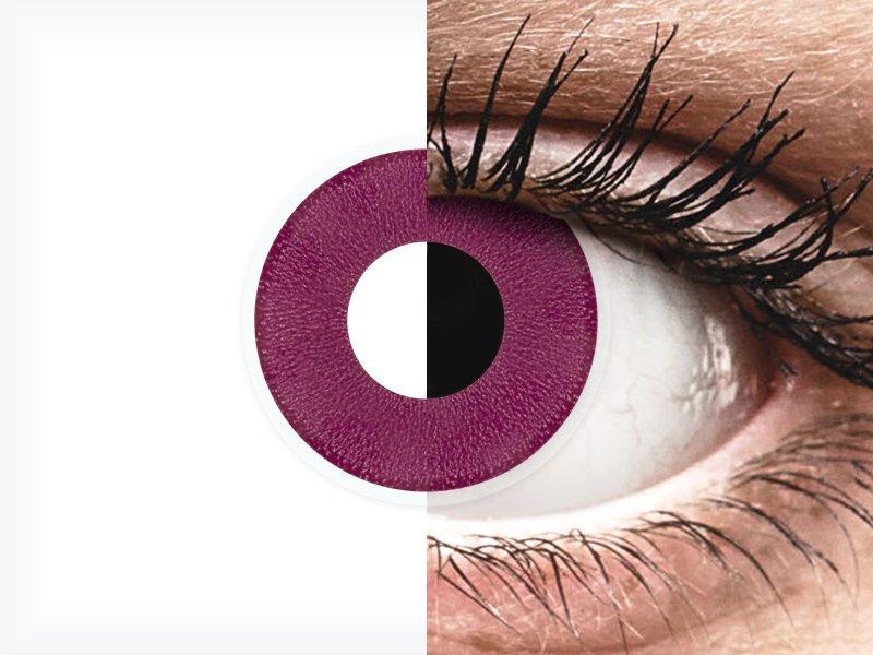 ColourVUE Crazy Lens - Purple - nedioptrické (2šošovky) - ColourVUE Crazy Lens - Purple - nedioptrické (2šošovky)