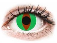 Kontaktné šošovky Maxvue Vision - ColourVUE Crazy Lens - Raptor - nedioptrické (2šošovky)