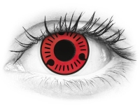 ColourVUE Crazy Lens - Sasuke - nedioptrické (2šošovky)