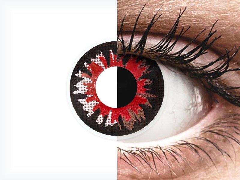ColourVUE Crazy Lens - Volturi - nedioptrické (2šošovky) - ColourVUE Crazy Lens - Volturi - nedioptrické (2šošovky)
