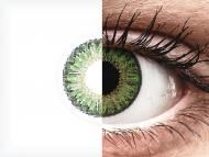 TopVue Color - Green - nedioptrické denné (10šošoviek)