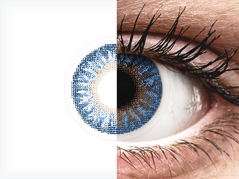 TopVue Color - True Sapphire - nedioptrické (2 šošovky) - TopVue Color - True Sapphire - nedioptrické (2 šošovky)