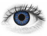 ColourVUE Glamour Blue - nedioptrické (2šošovky)