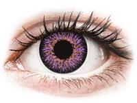 ColourVUE Glamour Violet - nedioptrické (2šošovky)
