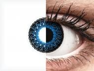 ColourVUE Eyelush Aqua - nedioptrické (2šošovky)