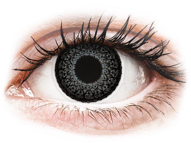 ColourVUE Eyelush Grey - nedioptrické (2šošovky)