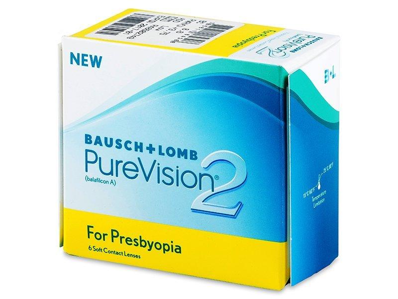 45c47e5c0 PureVision 2 for Presbyopia (6 šošoviek) - Multifokálne kontaktné šošovky