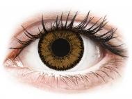Mesačné kontaktné šošovky - SofLens Natural Colors India - dioptrické (2 šošovky)