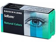 SofLens Natural Colors Indigo - dioptrické (2 šošovky)