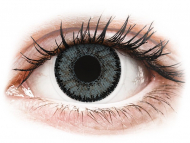 Mesačné kontaktné šošovky - SofLens Natural Colors Platinum - nedioptrické (2 šošovky)