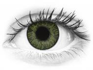 FreshLook ColorBlends Green - nedioptrické (2 šošovky)