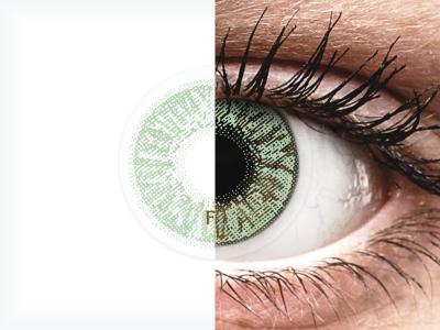FreshLook Colors Green  - nedioptrické (2 šošovky)