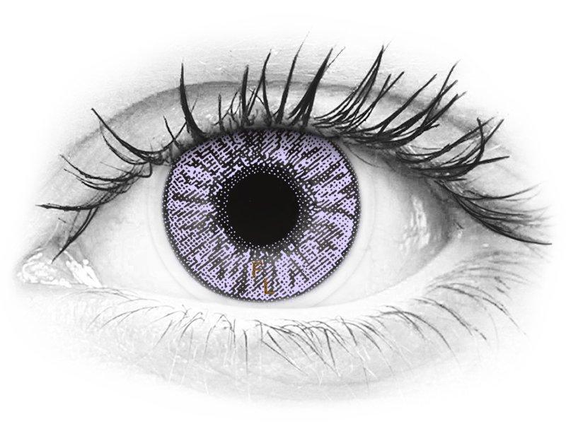 FreshLook Colors Violet - dioptrické (2 šošovky) - FreshLook Colors Violet - dioptrické (2 šošovky)