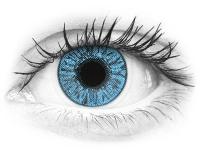 FreshLook Colors Sapphire Blue - nedioptrické (2 šošovky)
