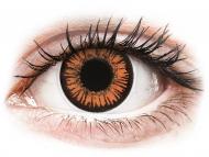 Kontaktné šošovky Maxvue Vision - ColourVUE Crazy Lens - Twilight - jednodenné nedioptrické (2 šošovky)