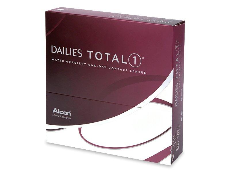 Dailies TOTAL1 (90šošovky) - Jednodenné kontaktné šošovky