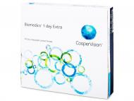 Kontaktné šošovky CooperVision - Biomedics 1 Day Extra (90šošoviek)