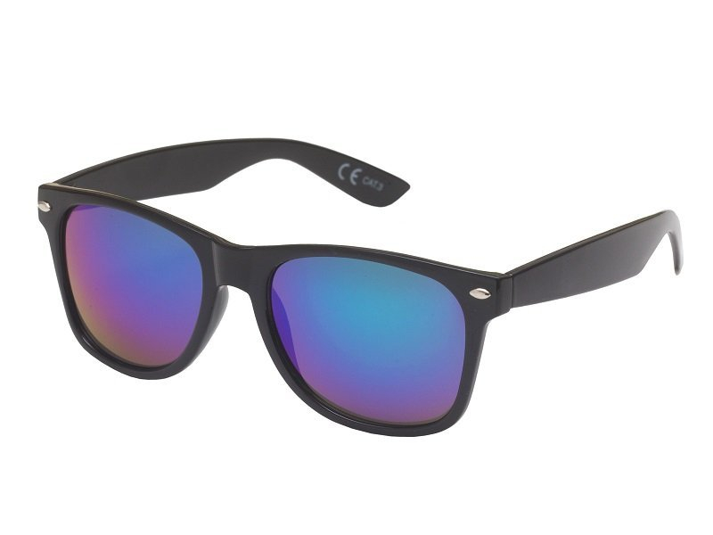 Slnečné okuliare Wayfarer - fialové  ecac0bc7354