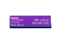 Air Optix plus HydraGlyde Multifocal (6šošoviek)