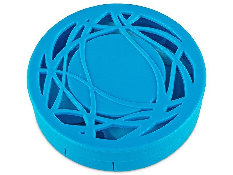 Kazeta s ornamentom - modrá  - Kazeta s ornamentom - modrá