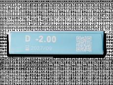 TopVue Air (6 šošoviek) - Náhľad parametrov šošoviek