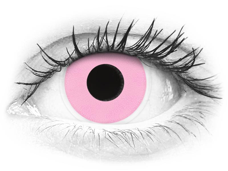 ColourVUE Crazy Lens - Barbie Pink - nedioptrické (2čočky) - ColourVUE Crazy Lens - Barbie Pink - nedioptrické (2čočky)