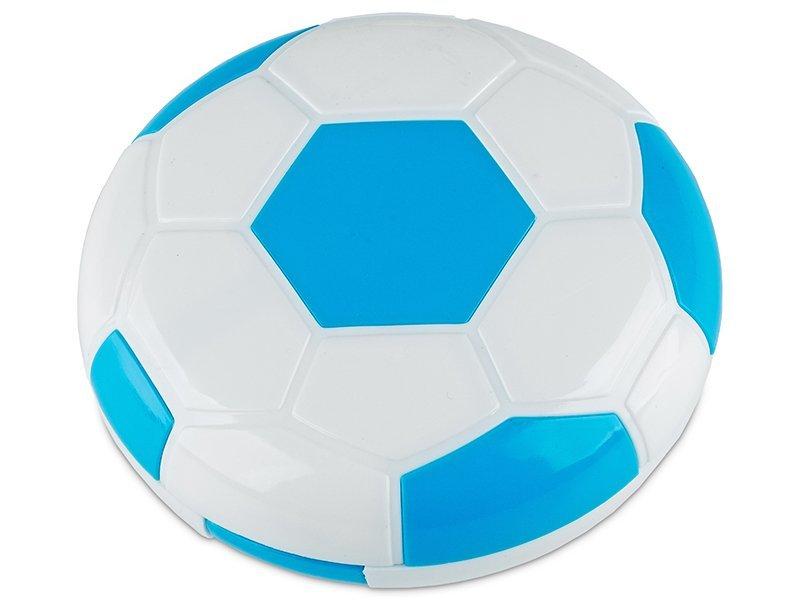 Kazeta Futbalová lopta - modrá  - Kazeta Futbalová lopta - modrá